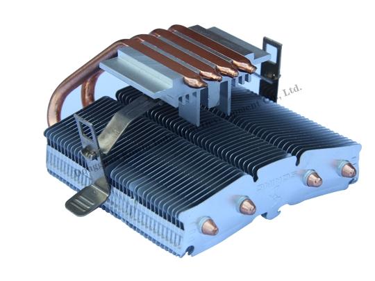 铜管散热器